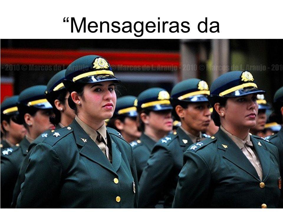 """MINISTÉRIO DA MULHER 2012 """"Mensageiras da Esperança"""""""