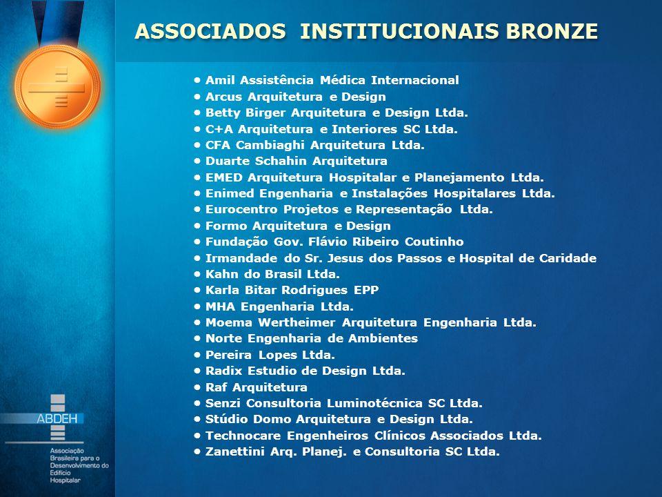 Amil Assistência Médica Internacional Arcus Arquitetura e Design Betty Birger Arquitetura e Design Ltda. C+A Arquitetura e Interiores SC Ltda. CFA Cam