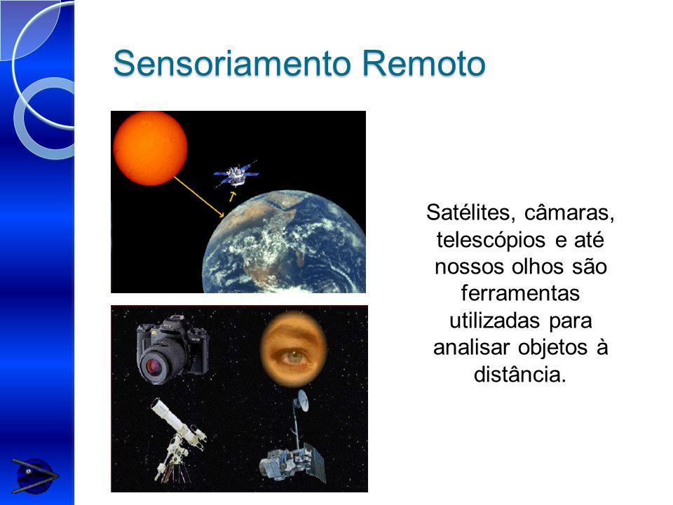 LANDSAT-1 O LANDSAT-1 foi o primeiro satélite destinado as estudo dos recursos naturais; Este satélite carregava um sensor chamdo MSS – Multi Spectral Scanner; O MSS possuía 4 bandas – uma na região do verde, vermelho e outras duas no infravermelho; A resolução espacial era 80 x 80 m;