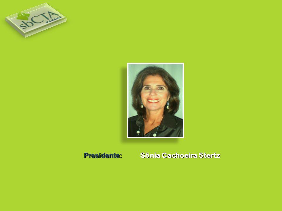 Vice-Presidente:Renata Ernlund Freitas de Macedo Bogdan Demczuk Junior Diretor-secretário Renato João Sossela de Freitas Diretor - financeiro