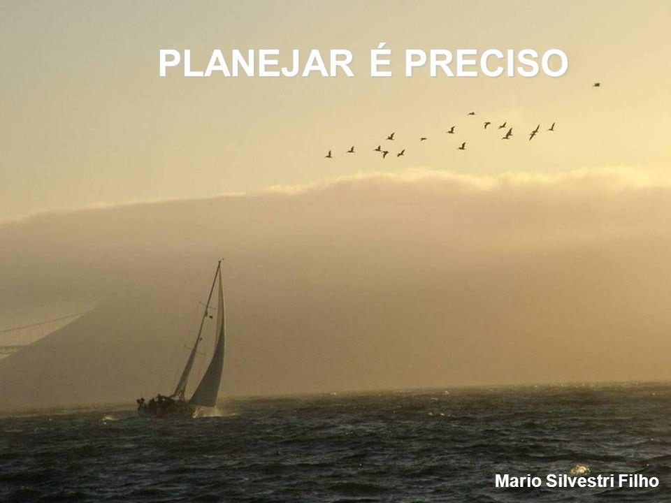 Instrutor Mario Silvestri PLANEJAR É PRECISO Mario Silvestri Filho