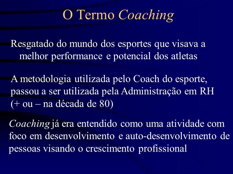 Coaching – Posição do CRA-SP Foi aprovada em Seção Plenária 3.493 deste Conselho na data de 27/06/2007 a criação do Grupo de Excelência em Estudos de Coaching, a ser desenvolvido com a chancela do Conselho Regional de Administração de São Paulo De acordo com o exposto, as Metas Básicas Iniciais do GE serão: Análise da amplitude das responsabilidades e funções do Coach, abrangendo Coaching, Mentoring e Counselling Estudo para estabelecimento de um Código de Ética para a atividade de Coaching, com base no Código de Ética do Administrador Criação de um grupo de apoio em conjunto com o CRA-SP na atividade de Coaching para assistir os estudantes de administração e recém-formados em administração em relação ao futuro profissional Resolução