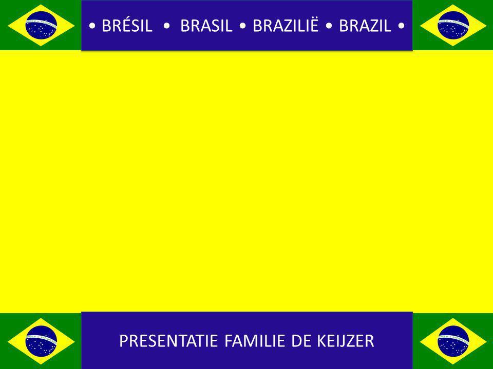 BRÉSIL BRASIL BRAZILIË BRAZIL PRESENTATIE FAMILIE DE KEIJZER