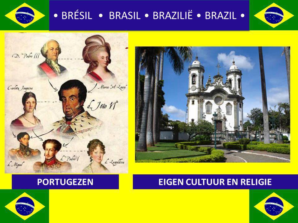 BRÉSIL BRASIL BRAZILIË BRAZIL PORTUGEZENEIGEN CULTUUR EN RELIGIE