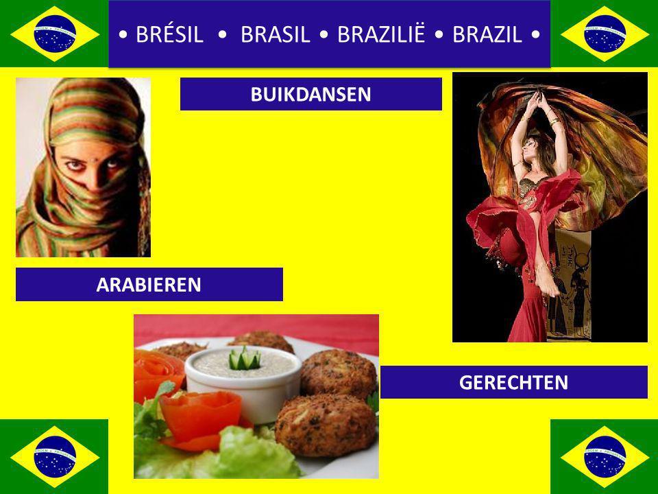 BRÉSIL BRASIL BRAZILIË BRAZIL ARABIEREN BUIKDANSEN GERECHTEN