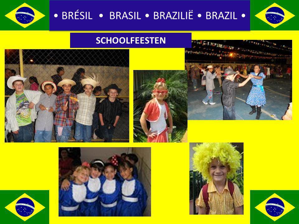 BRÉSIL BRASIL BRAZILIË BRAZIL SCHOOLFEESTEN