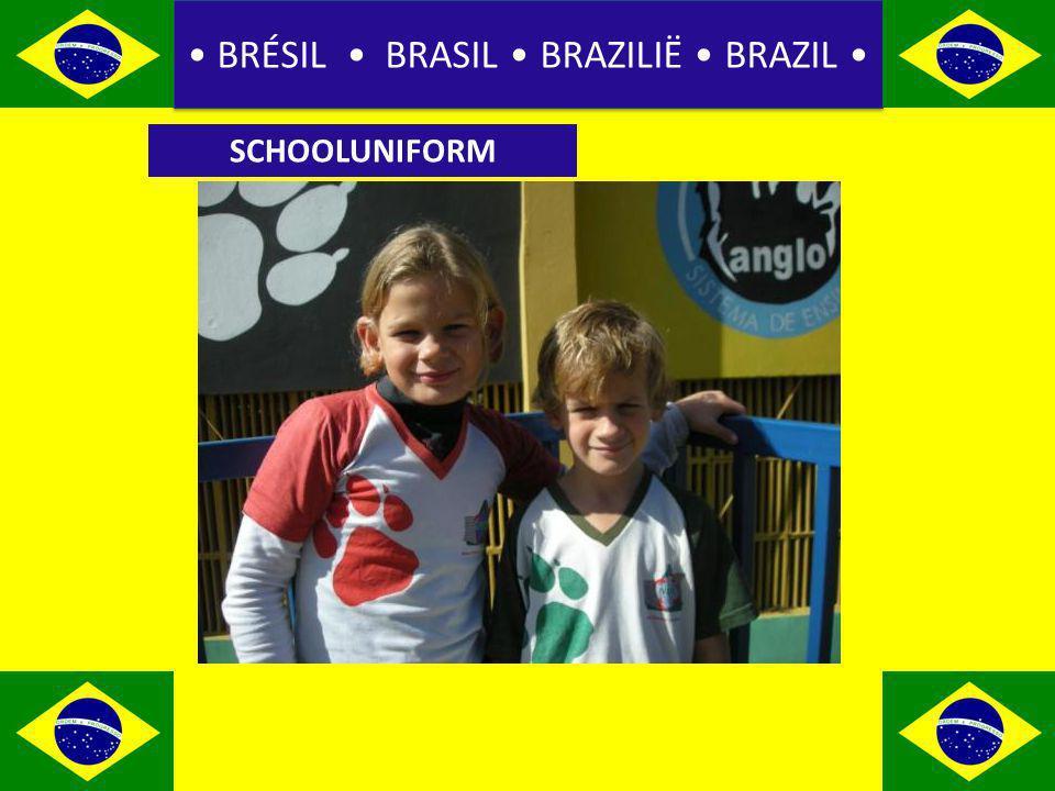 BRÉSIL BRASIL BRAZILIË BRAZIL SCHOOLUNIFORM