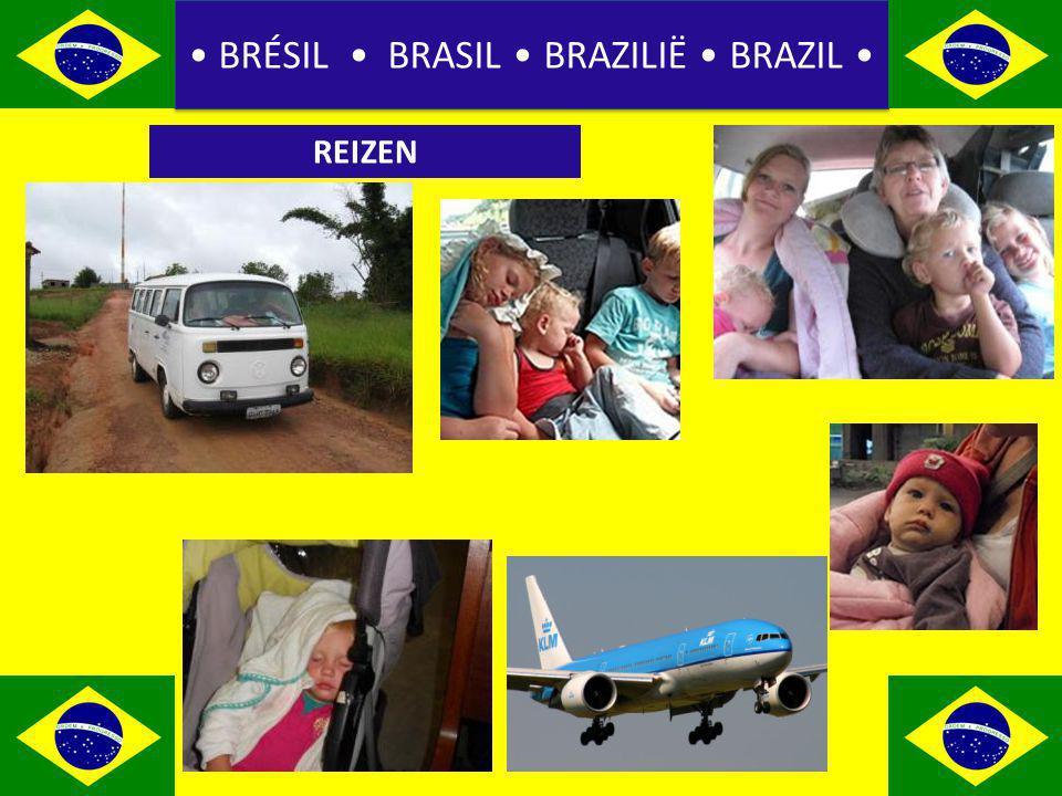 BRÉSIL BRASIL BRAZILIË BRAZIL REIZEN