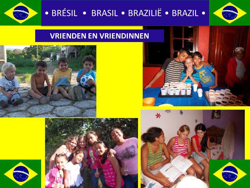 BRÉSIL BRASIL BRAZILIË BRAZIL VRIENDEN EN VRIENDINNEN