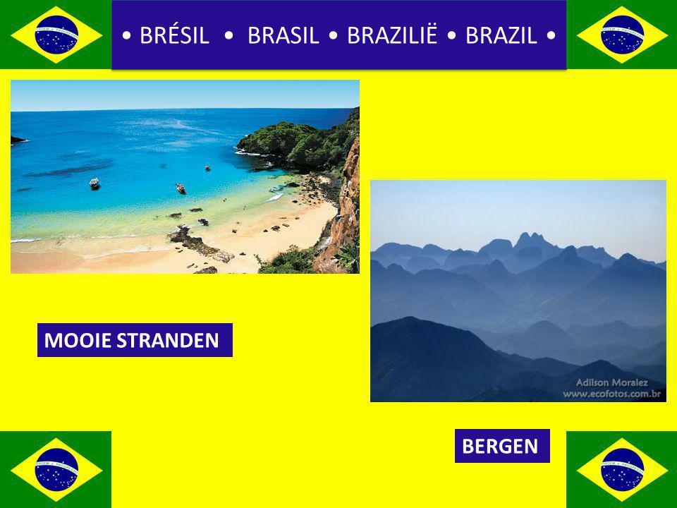 BRÉSIL BRASIL BRAZILIË BRAZIL MOOIE STRANDEN BERGEN