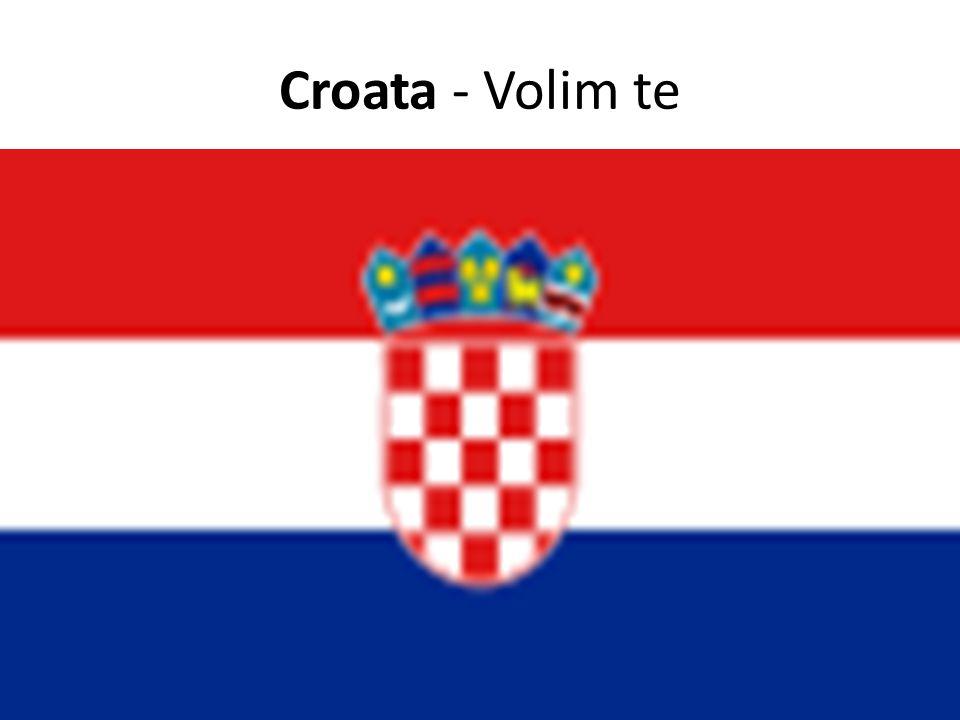 Croata - Volim te