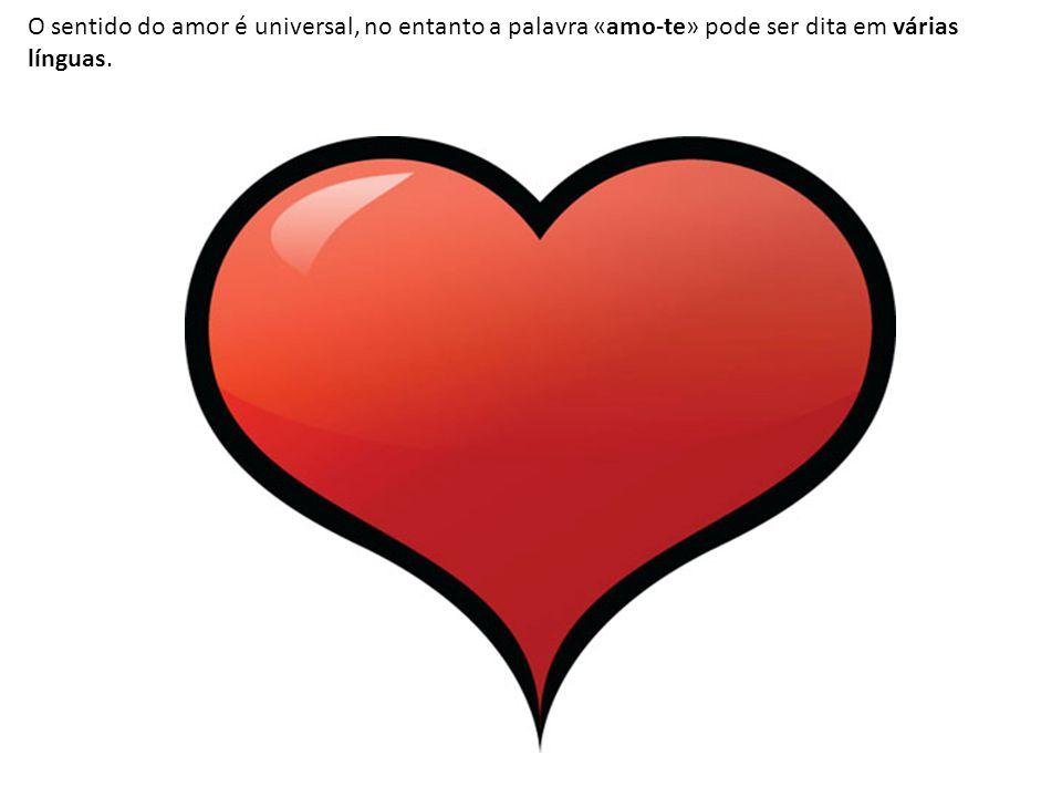 Espanhol - Te quiero / Te amo