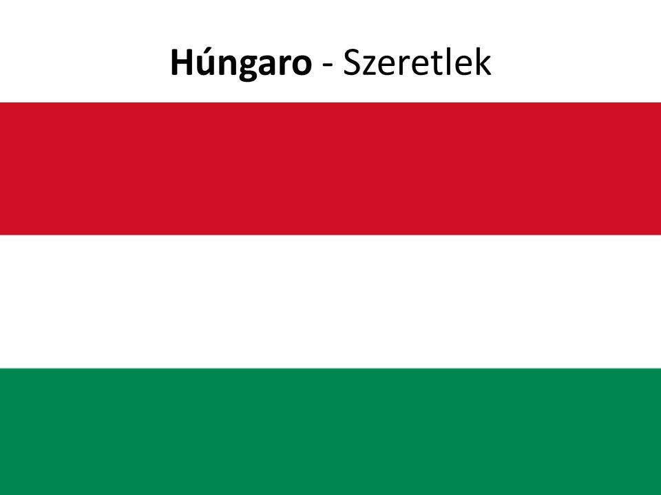 Húngaro - Szeretlek