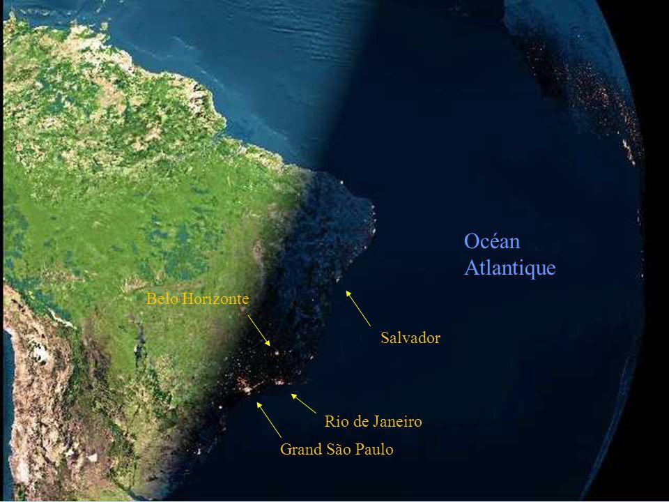 Foto's van brazilie en zuid amerika En als laatste noord amerika