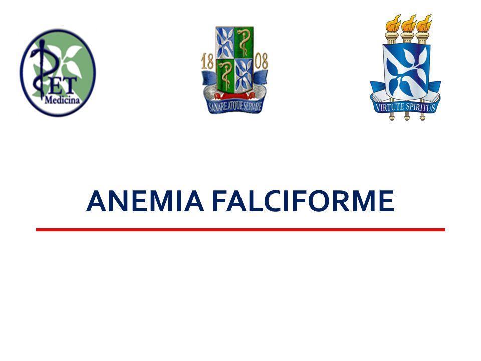 O que é a anemia falciforme?
