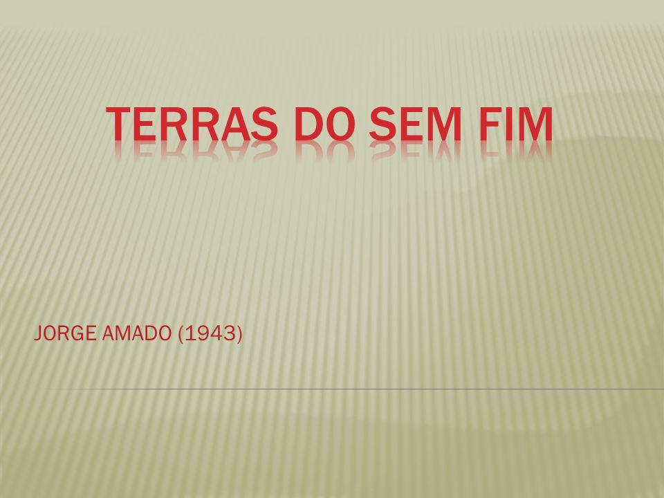 JORGE AMADO (1943)