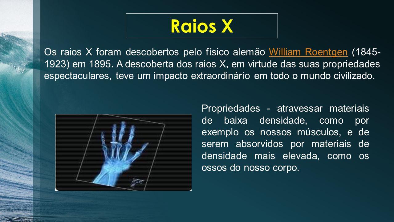 Aplicações: 1- A radiação gama é utilizada no tratamento de tumores cancerígenos, porque destrói às células malignas.