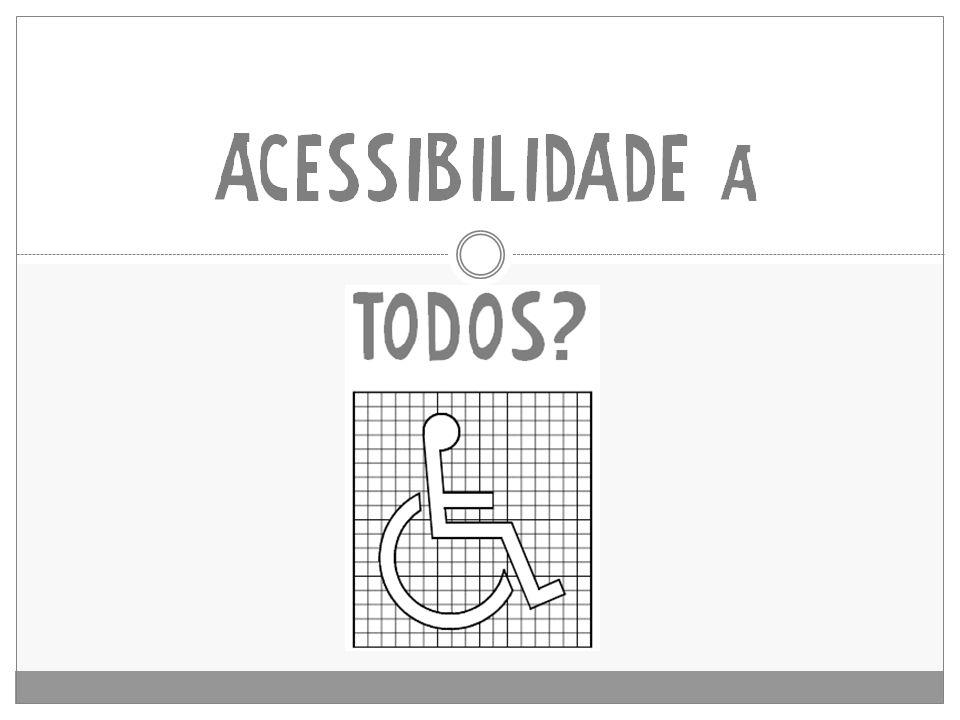 Será que os edifícios públicos da cidade de Ourém permitem o acesso e a circulação de pessoas com mobilidade condicionada?