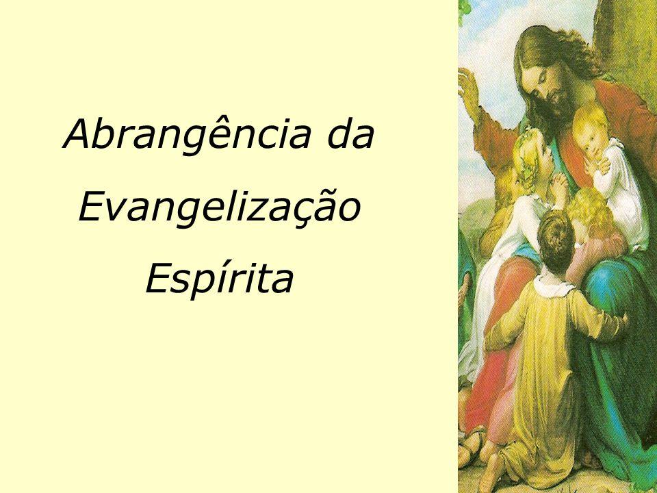 É imperioso se reconheça na evangelização das almas tarefa da mais alta expressão na atualidade da Doutrina Espírita.