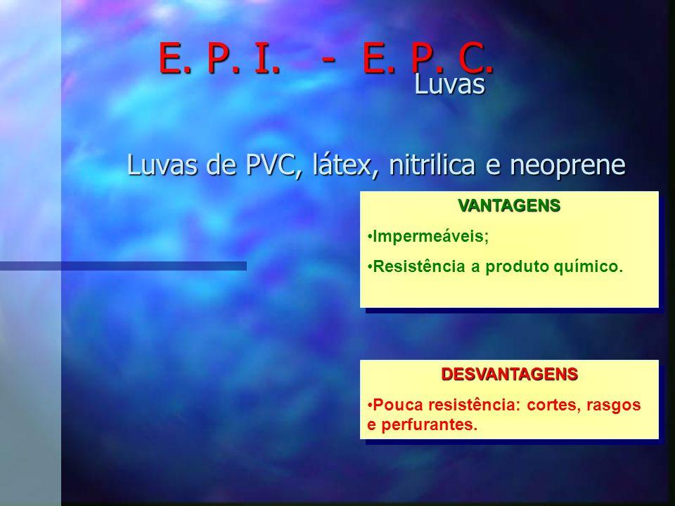 E. P. I. - E. P. C. Luvas Luvas de kourion VANTAGENS Proteção contra material quente; Resistência ao calor.VANTAGENS Proteção contra material quente;