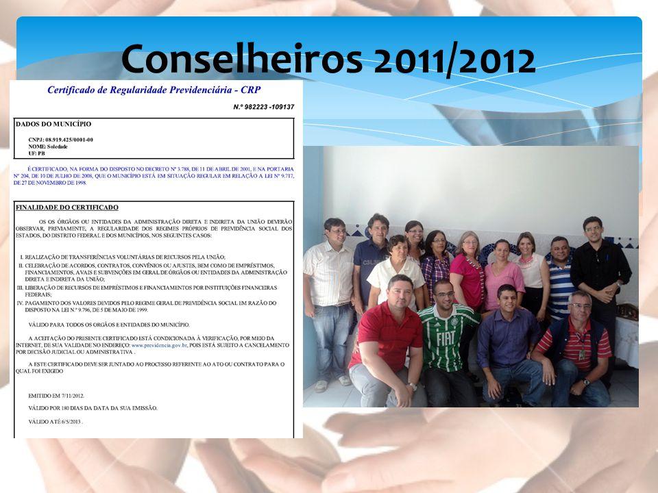 Conselheiros 2011/2012
