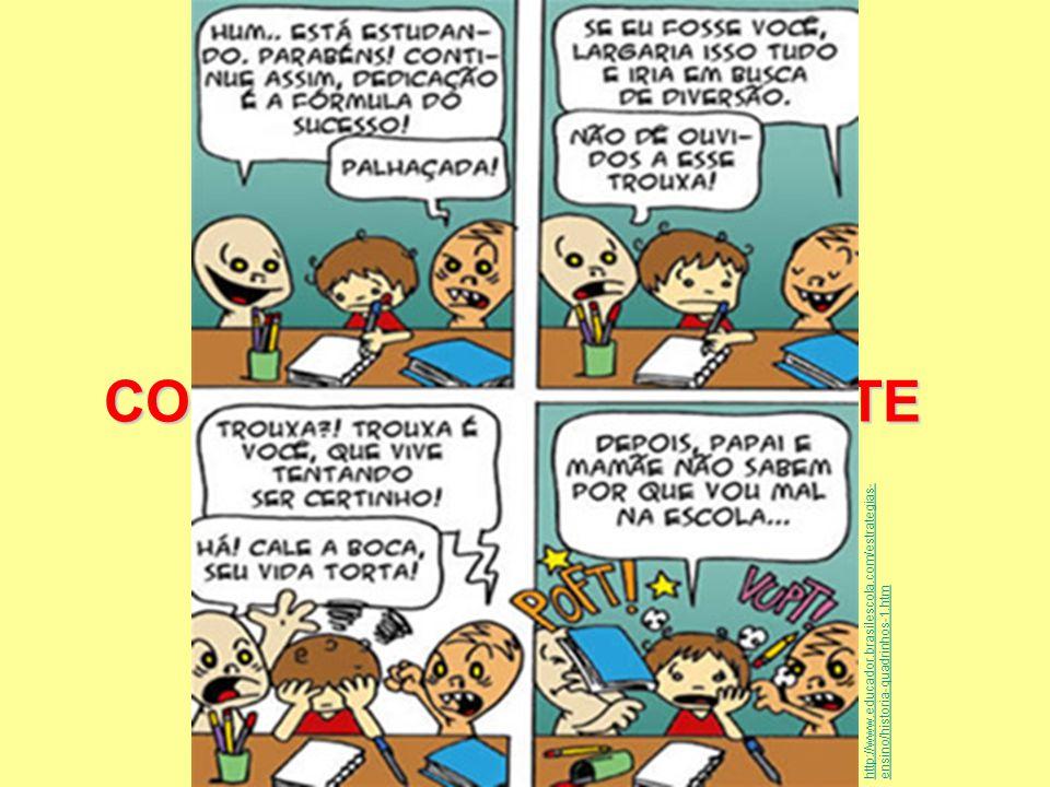 COMO LER CORRETAMENTE UMA HQ? http://www.educador.brasilescola.com/estrategias- ensino/historia-quadrinhos-1.htm