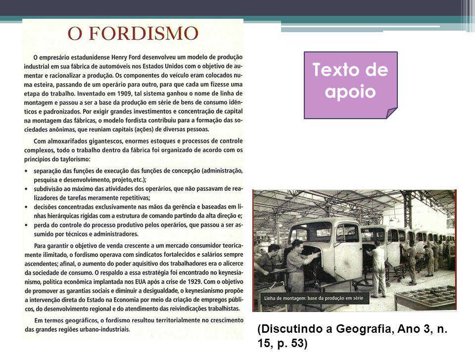 Texto de apoio (Discutindo a Geografia, Ano 3, n. 15, p. 53)