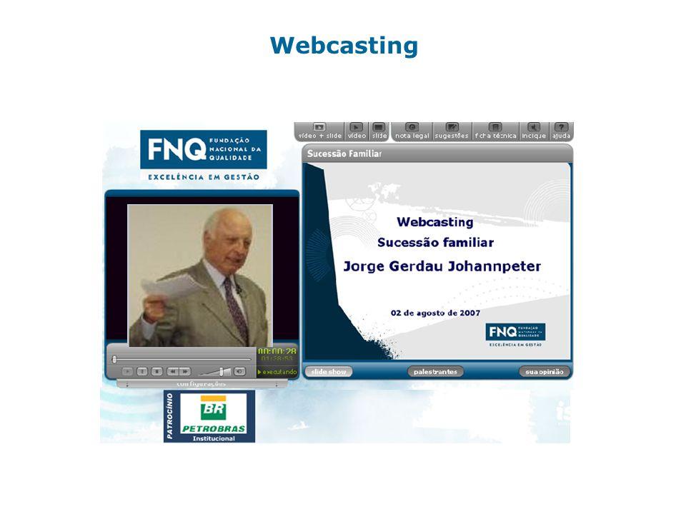 28 Webcasting Jorge Gerdau Johannpeter (Gerdau) Sucessão Familiar 02/08/2007
