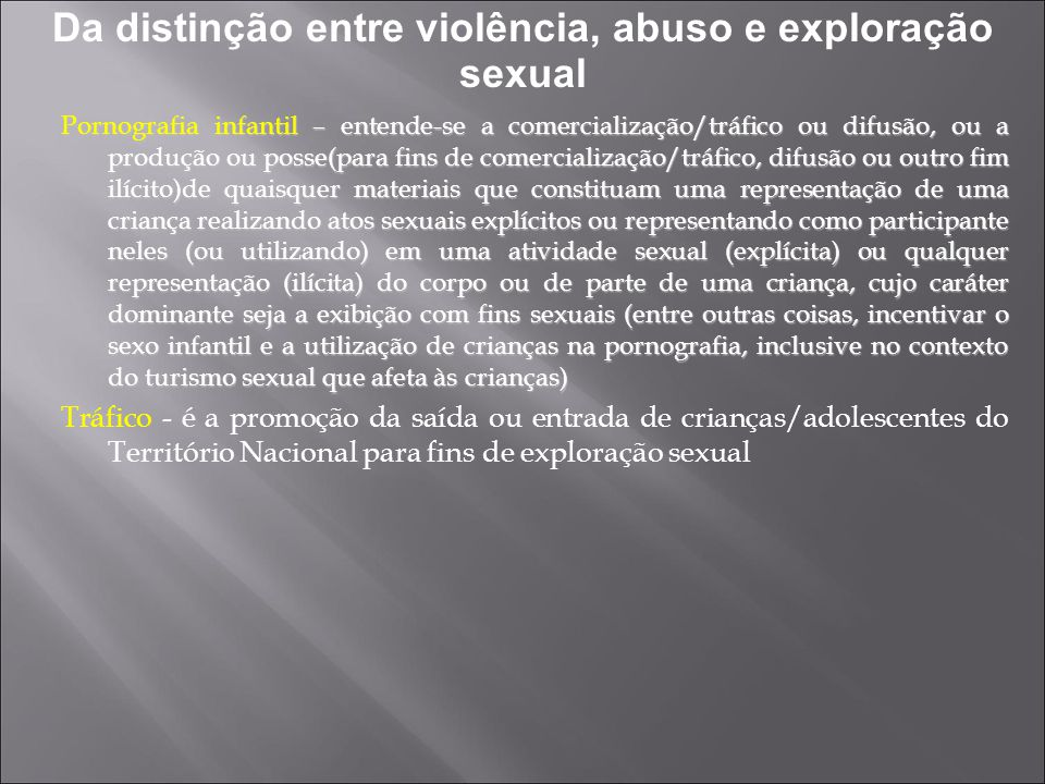 A) Declaração dos Direitos da Criança (a A) Declaração dos Direitos da Criança (adotada pela Assembléia das Nações Unidas de 20 de novembro de 1959 e ratificada pelo Brasil).