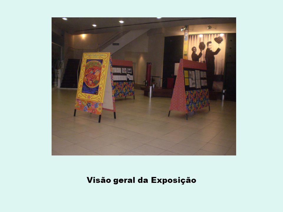 Visão geral da Exposição