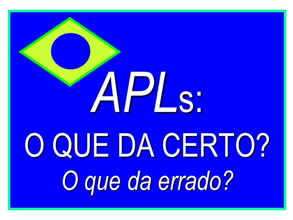 Rede APL Mineral Somos muitos APLS. Somos uma REDE nacional.