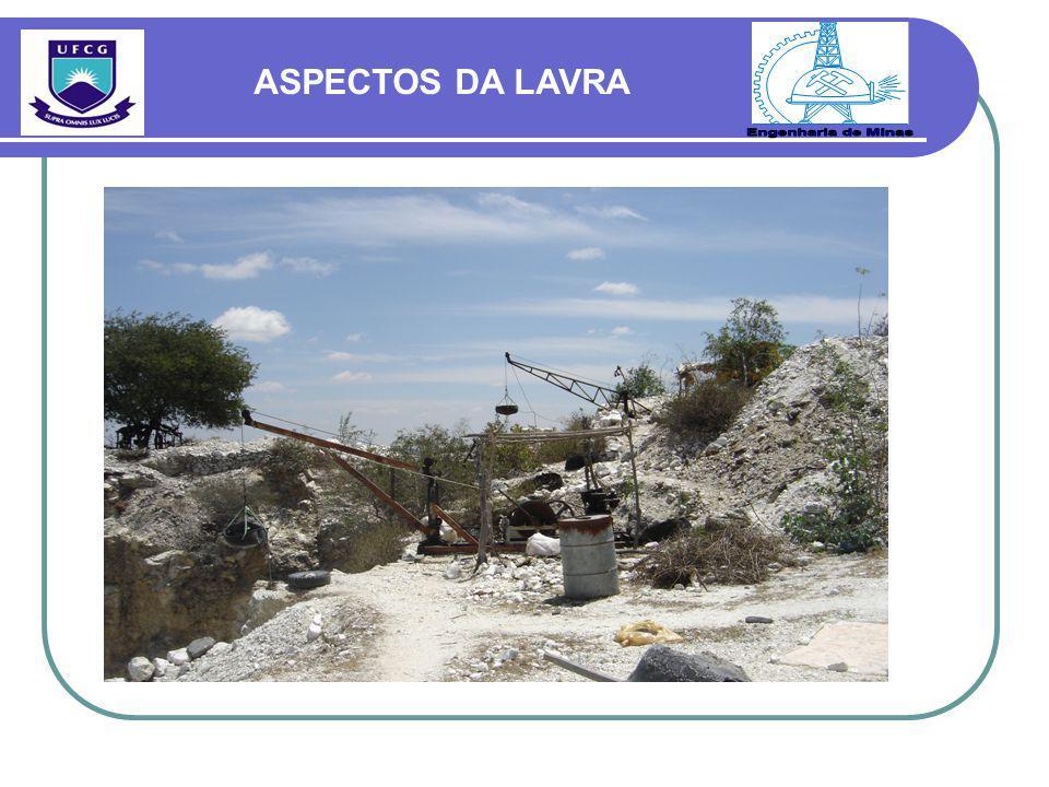 ASPECTOS DA LAVRA
