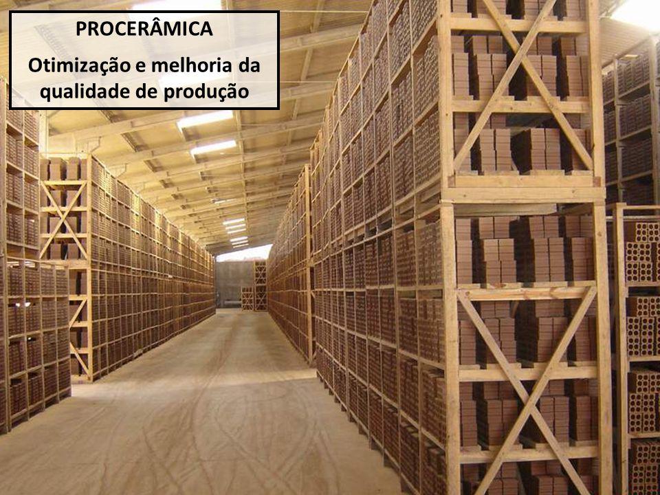 PROGRAMA PROCERÂMICA PROCERÂMICA Otimização e melhoria da qualidade de produção