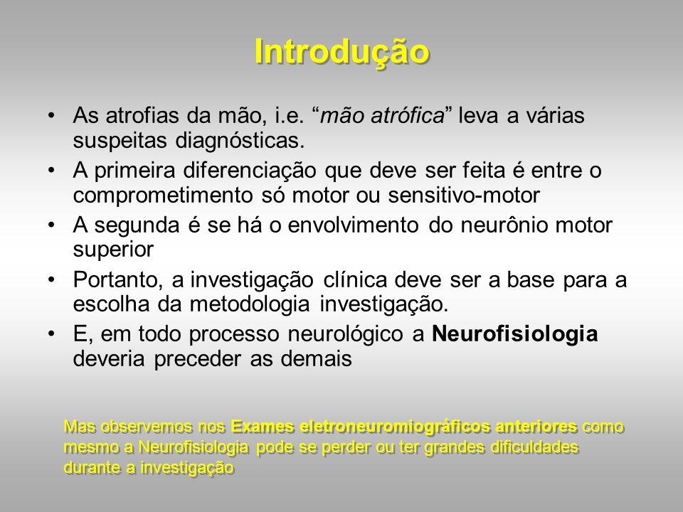 Exames eletroneuromiográficos (ENMG) anteriores – Região de Campinas 1ª.