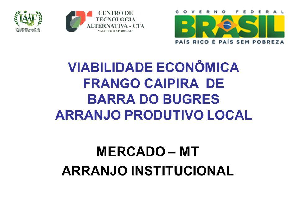 Planejamento do Projeto Campo – Frigorífico - Mercado