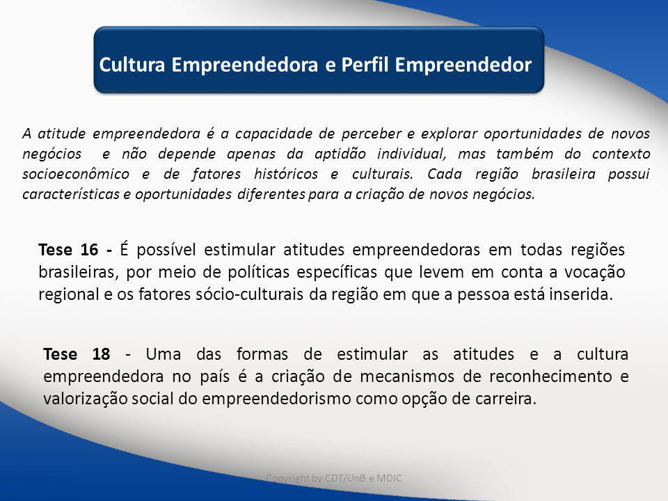 Educação e Capacitação A atitude empreendedora é a capacidade de perceber e explorar oportunidades de novos negócios e não depende apenas da aptidão individual, mas também do contexto socioeconômico e de fatores históricos e culturais.