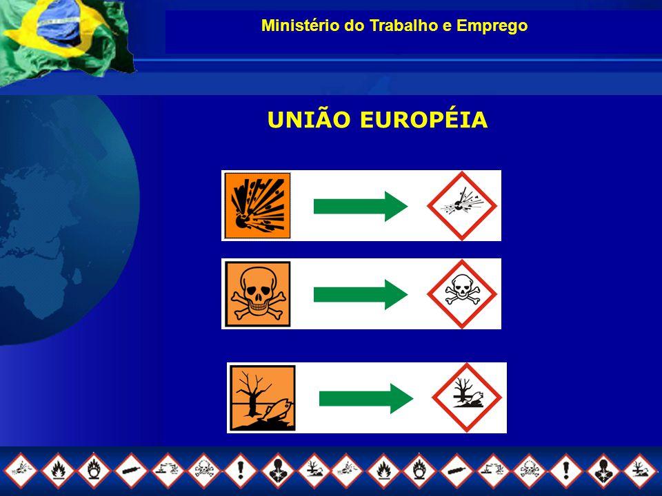 Ministério do Trabalho e Emprego UNIÃO EUROPÉIA