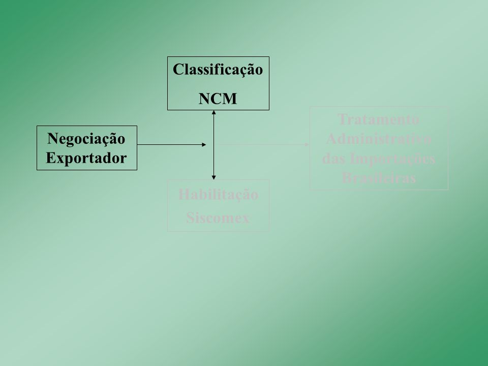 Órgão Anuente Registro da Declaração de Importação Chegada da mercadoria no Brasil Indeferido Deferido Embarque Autorizado Chegada da mercadoria no Brasil Exigência
