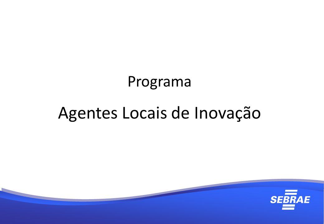 Programa Agentes Locais de Inovação