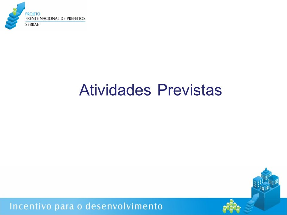 Critérios Possíveis Decorrências do I Convênio: Demandas consolidadas: - Guarulhos - Rio Claro - Cuiabá - Maringá - Araraquara