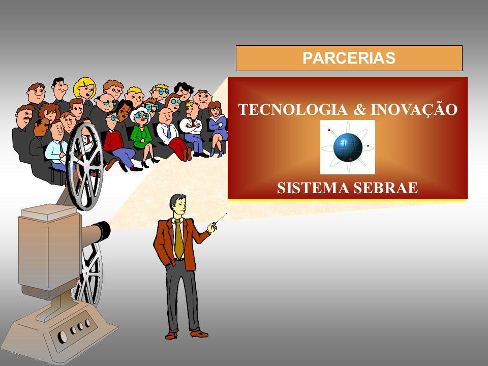 TECNOLOGIA & INOVAÇÃO SISTEMA SEBRAE