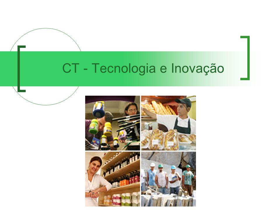 CT - Tecnologia e Inovação
