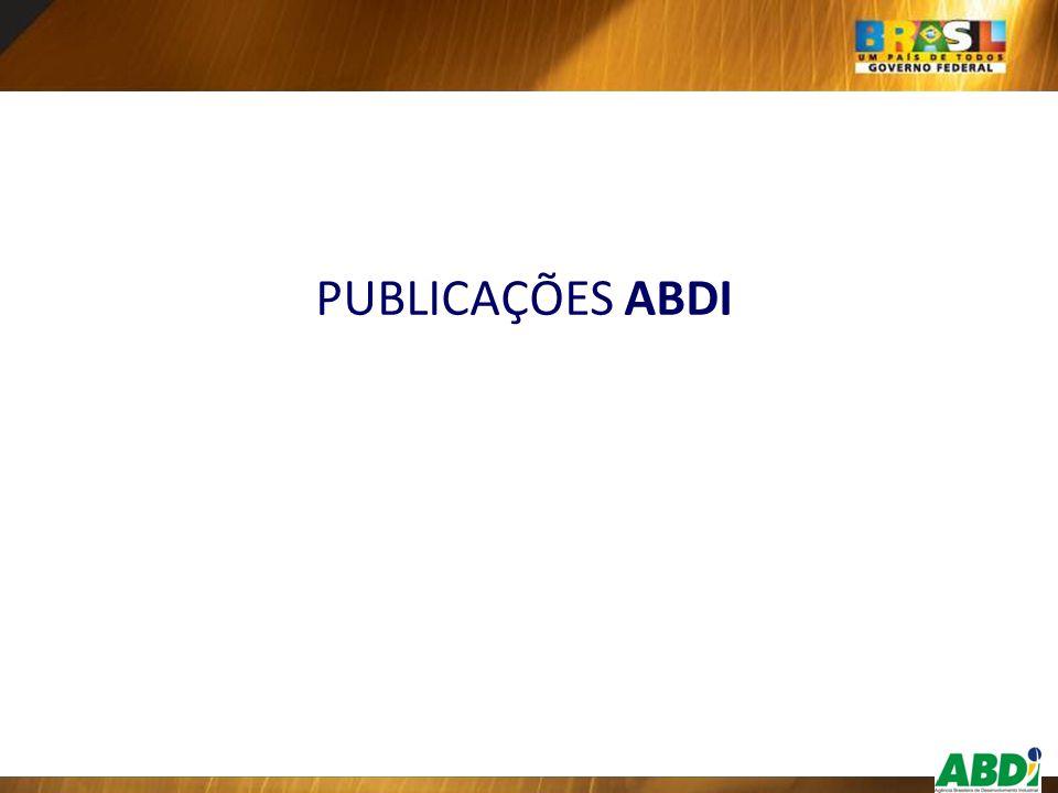 PUBLICAÇÕES ABDI