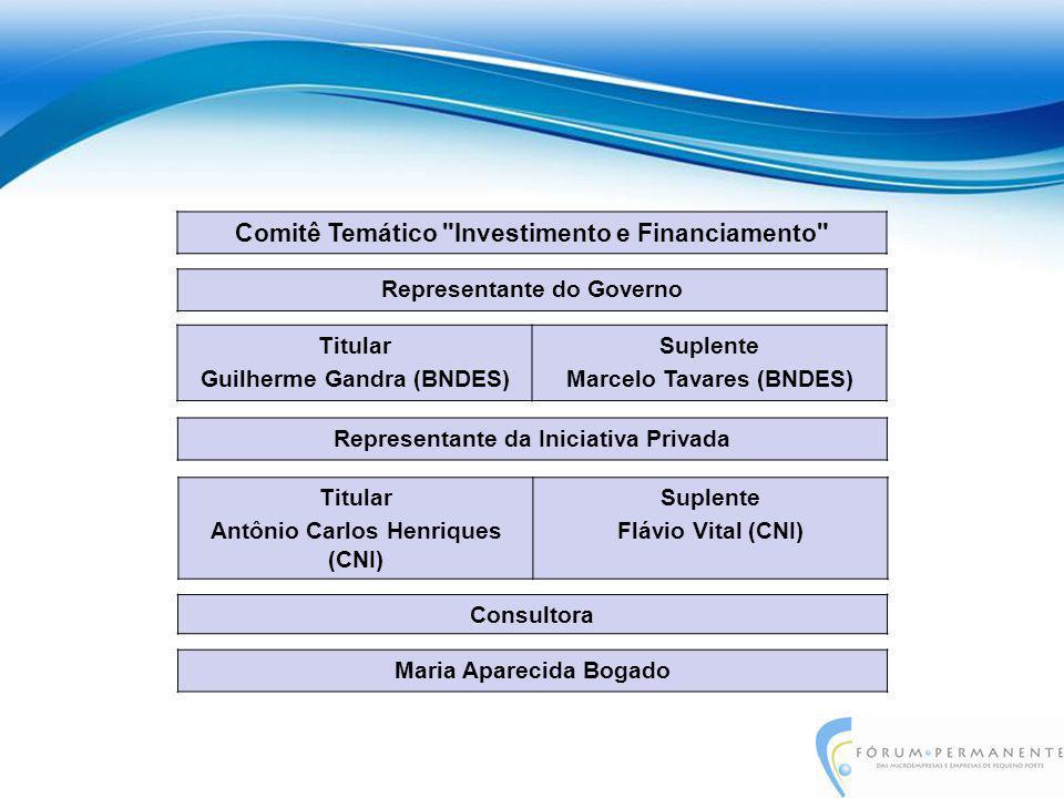 Posicionamento:  Desenvolver mecanismo para o crédito coletivo e para o aval solidário.