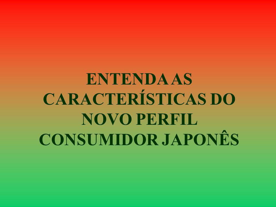 ENTENDA AS CARACTERÍSTICAS DO NOVO PERFIL CONSUMIDOR JAPONÊS