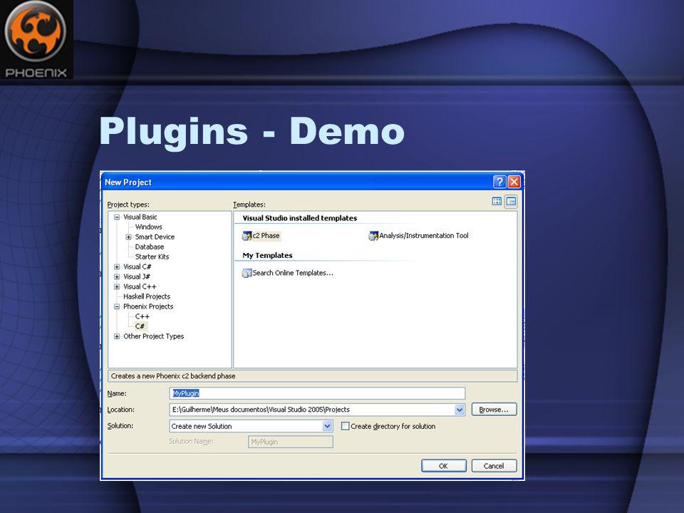 Plugins - Demo