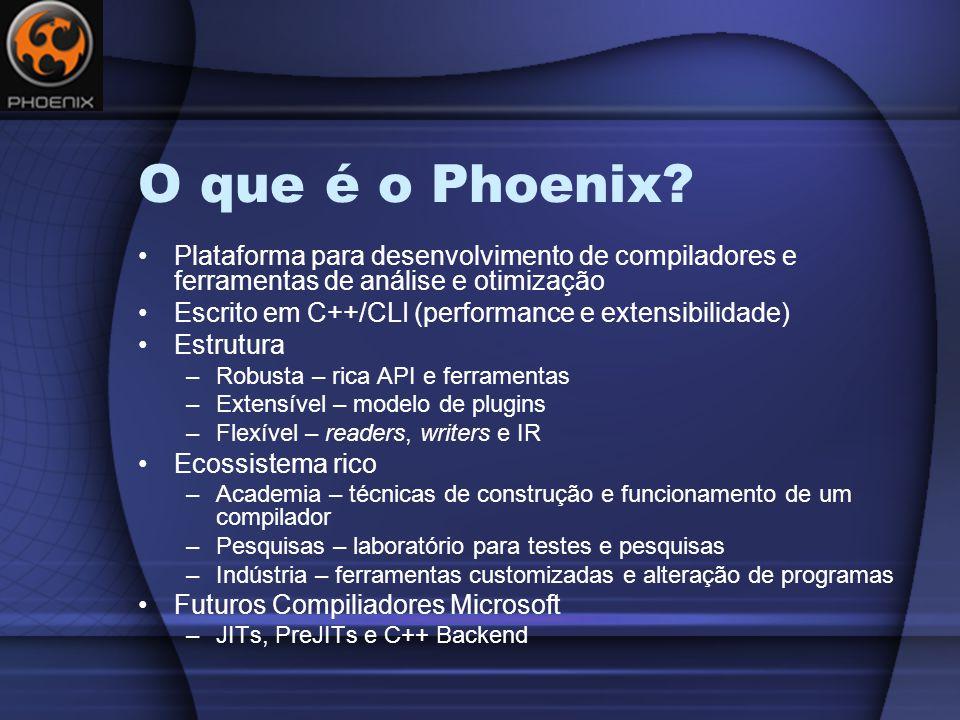 O que é o Phoenix.