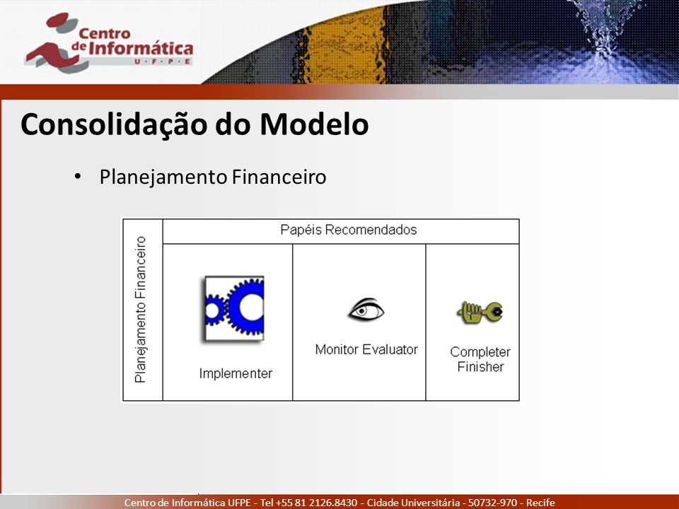 Alberto C. França accf2@cin.ufpe.br Fábio Queda Silva fabio@cin.ufpe.br Centro de Informática UFPE - Tel +55 81 2126.8430 - Cidade Universitária - 507