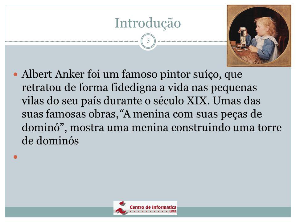 Game design 4 Anker é um jogo de dominó multiusuário para plataforma Mobile, onde jogam de um a quatro participantes.