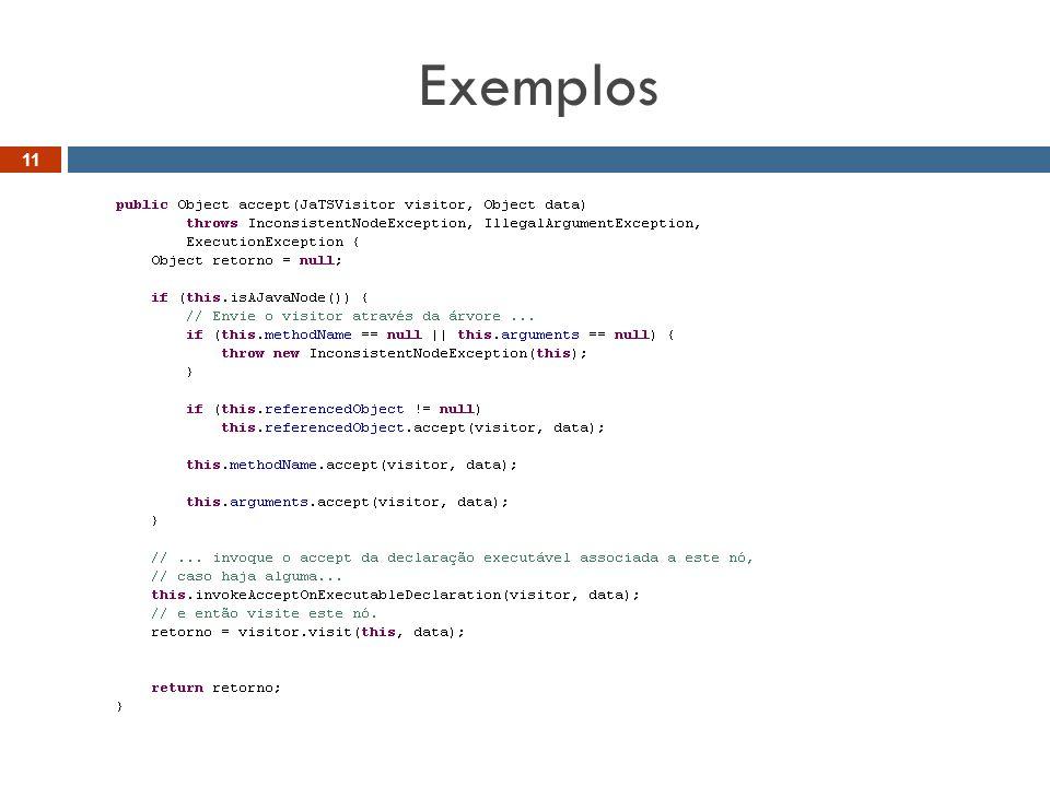 Exemplos 11